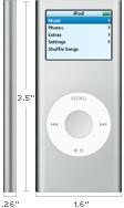 New iPod Nano